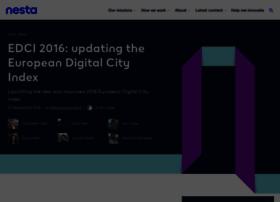 digitalcityindex.eu