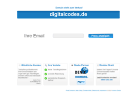digitalcodes.de