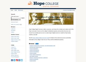 digitalcommons.hope.edu