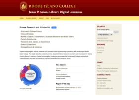 digitalcommons.ric.edu