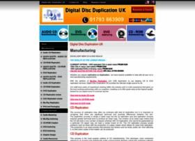 digitaldiscduplication.co.uk