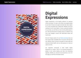 digitalexpressions.nu