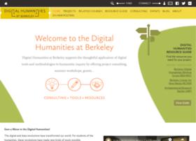 digitalhumanities.berkeley.edu
