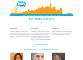 digitalkidssummit.com