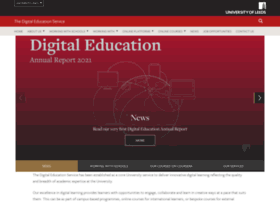 digitallearning.leeds.ac.uk