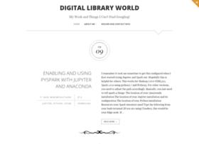 digitallibraryworld.com