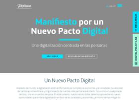 digitalmanifesto.telefonica.com