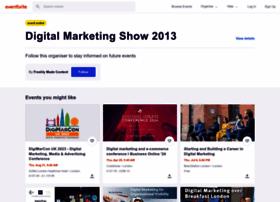 digitalmarketingshow2013-eanrec101.eventbrite.co.uk