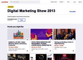 digitalmarketingshow2013-es2.eventbrite.co.uk