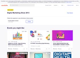 digitalmarketingshow2013.eventbrite.co.uk
