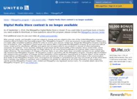 digitalmediastore.mileageplus.com