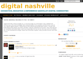 digitalnashville.ning.com