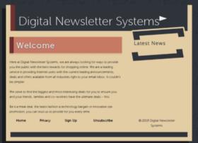 digitalnewslettersystems.com