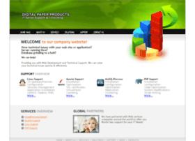 digitalpaperproducts.com