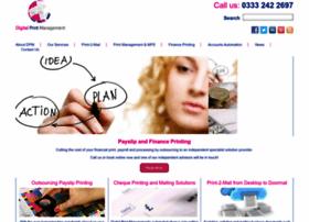 digitalprintmanagement.co.uk