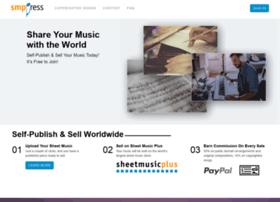 digitalprintpublishing.sheetmusicplus.com
