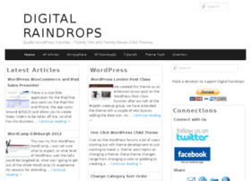 digitalraindrops.net