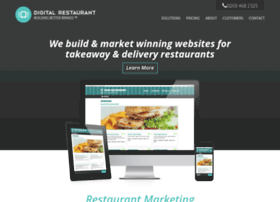 digitalrestaurant.co.uk