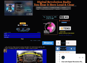 digitalrevolutionradio.com