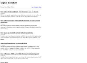 digitalsanctum.com