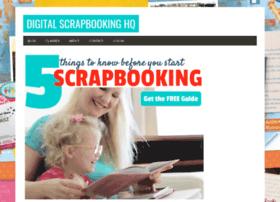 digitalscrapbookinghq.com