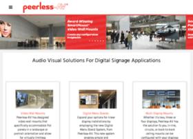 digitalsignage.peerless-av.com