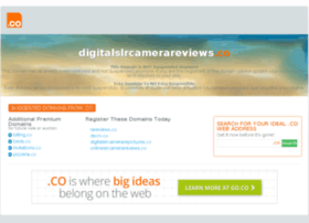 digitalslrcamerareviews.co
