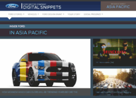 digitalsnippets.ford.com