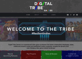 digitaltribegames.com