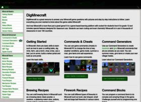 digminecraft.com