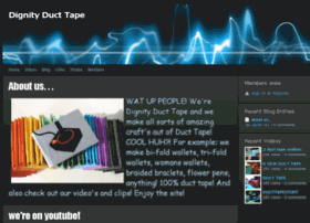 dignityducttape.webs.com