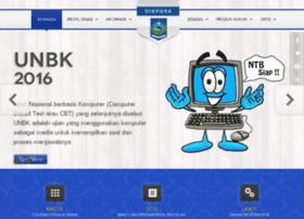 dikpora.ntbprov.go.id