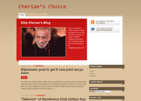dilipcherian.com