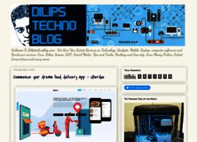 dilipstechnoblog.com