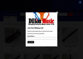 dillonmusic.com
