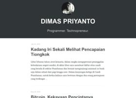 dimaspriyanto.com