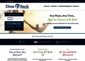 dime-bank.com