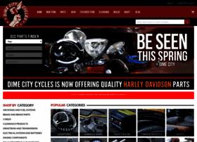 dimecitycycles.com