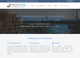 dimension-internet.com