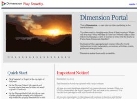 dimension.triptelevision.com