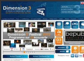 dimension3-expo.org