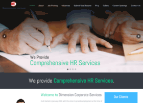 dimensioncorporateservices.com
