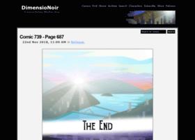 dimensionoir.thecomicseries.com