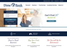 dimesavingsbank.com