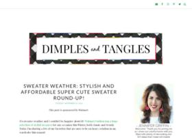 dimplesandtangles.blogspot.com