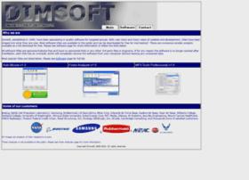 dimsoft.com