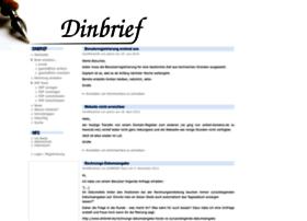 dinbrief.de