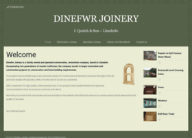 dinefwr-joinery.co.uk