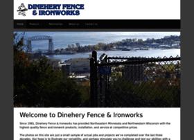 dineheryfence.com