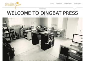 dingbatpress.com